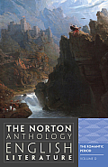 Norton Anthology of English Literature Volume D Romantic Period