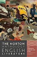 Norton Anthology of English Literature Volume F Twentieth Century & After