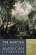 Norton Anthology Of American Literature 8th Edition Volume 2 Beginnings to 1865