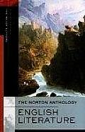 Norton Anthology of English Literature The Middle Ages Through the Restoration & the Eighteenth Century volume 1