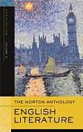 Norton Anthology of English Literature Volume 2 The Romantic Period Through the Twentieth Century