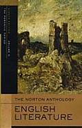 Norton Anthology Of English Lit Vold 8th Edition