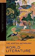 Norton Anthology of World Lit Shorter Second Edition Volume 1
