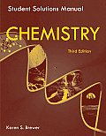 Student Solutions Manual For Chemistry The Science in Context Third Edition