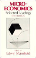 Microeconomics Selected Readings 5th Edition