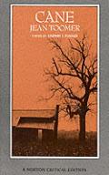 Cane An Authoritative Text Backgrounds Criticism