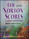 Norton Scores A Study Anthology Volume 1