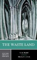 Waste Land Authoritative Text Context Cr