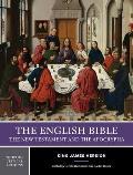 English Bible KJV New Testament & Apocrypha Norton Critical Edition