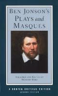 Ben Jonsons Plays & Masques Authorita
