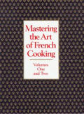 Mastering The Art Of French Cooking 2 Volumes