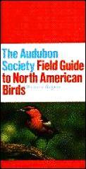 Audubon Society Field Guide To North American Birds Western Region
