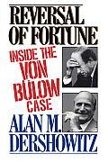 Reversal Of Fortune Inside The Von Bulow Case