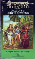 Dragons of Spring Dawning: Dragonlance Chronicles 3