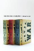 Civil War A Narrative 3 Volumes