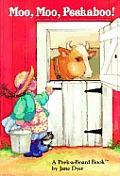 Moo Moo Peek A Boo Peek A Boo Books