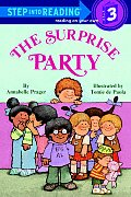 Surprise Party Step Into Reading 3