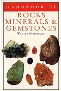 Handbook Of Rocks Minerals & Gemstones