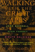 Walking With The Great Apes Jane Goodall