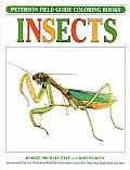 Insects Peterson Field Guide Coloring Book