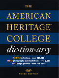 American Heritage College Dictionary 3rd Edition