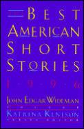 Best American Short Stories 1996