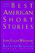 Best American Short Stories 1996