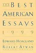 The Best American Essays 1999 (Best American Essays)
