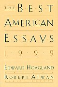 Best American Essays 1999
