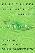 Time Travel In Einsteins Universe