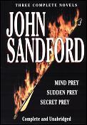 Three Complete Novels Mind Prey Sudde