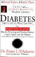 Diabetes Fight It With Blood Type Diet