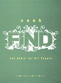 Bible CEV Seek Find the Bible for All People