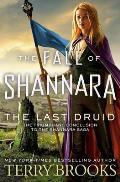 Last Druid Fall of Shannara Book 4