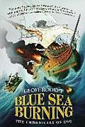 Chronicles of Egg 03 Blue Sea Burning