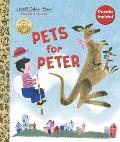 Pets for Peter Book & Puzzle