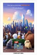 Secret Life of Pets Max & His Friends Snowball & The Flushed Pets