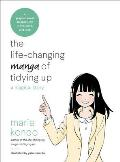 Life Changing Manga of Tidying Up A Magical Story