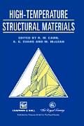 High-Temperature Structural Materials