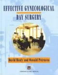 Effective Gynaecological Day Surgery