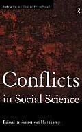 Conflicts in Social Science