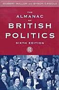 Almanac Of British Politics 6th Edition