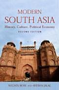Modern South Asia History Culture & Political Economy