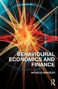 Behavioural Economics & Finance