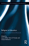 Religion in Education: Innovation in International Research