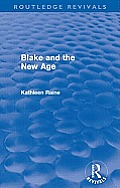 Blake and the New Age (Routledge Revivals)