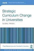 Strategic Curriculum Change in Universities: Global Trends