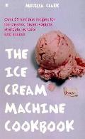 Ice Cream Machine Cookbook