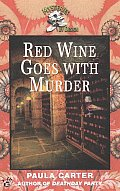 Red Wine Goes With Murder