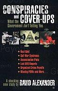 Conspiracies & Cover Ups